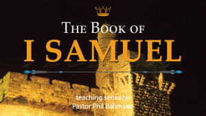 Click for 1 Samuel Series