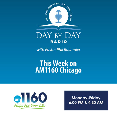 This Week on AM1160 Chicago